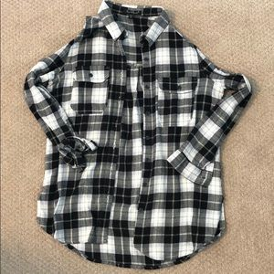 Velvet Heart Black Flannel
